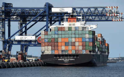 Market update – Westbound container freight Asia to Europe