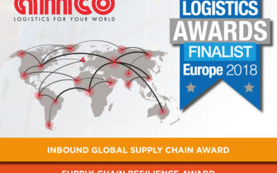 AMCO SHORTLISTED FOR 2 EUROPEAN AUTOMOTIVE AWARDS