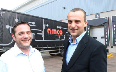AMCO SERVICES INTERNATIONAL APPOINT WILLIAM ANGLIO AS PROCUREMENT AND SUPPLIER DEVELOPMENT MANAGER