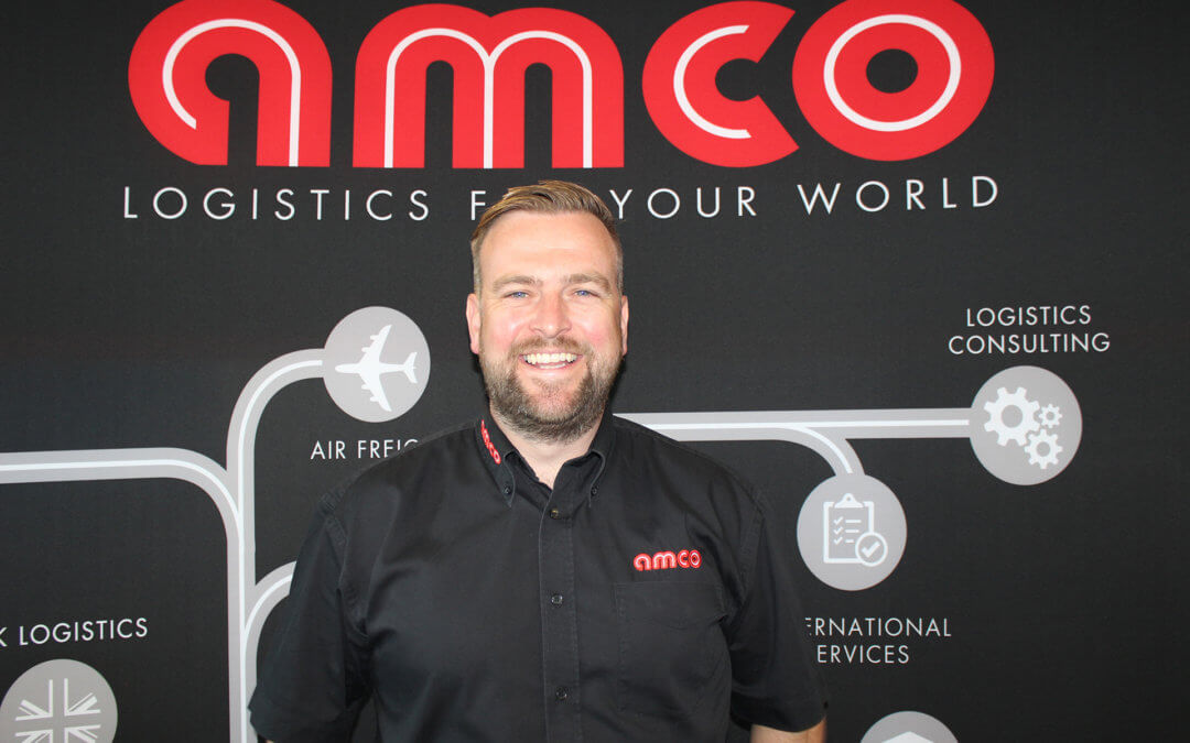 AMCO SERVICES INTERNATIONAL ANNOUNCE THE APPOINTMENT OF SEÁN TRAINOR AS BUSINESS DEVELOPMENT DIRECTOR